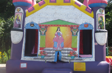Princess Bounce Castle